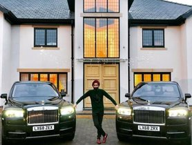 Indian-Origin Billionaire Owns Over 20 Rolls-Royce In His Collection