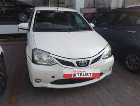 Used Toyota Etios Liva car 2015 for sale at low price