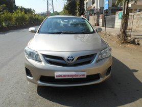 Used Toyota Corolla Altis Diesel D4DGL 2011 for sale