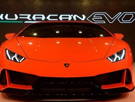 Lamborghini Huracan Evo launched in India with aggressive looks and more power
