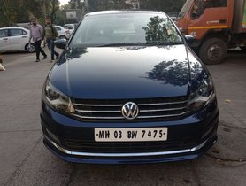 Volkswagen Vento 1.5 TDI Highline AT 2015 for sale