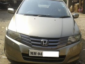 Used Honda City car 2009 for sale at low price