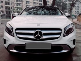 Used Mercedes Benz GLA Class car 2014 for sale at low price