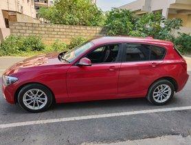 Used BMW 1 Series car at low price