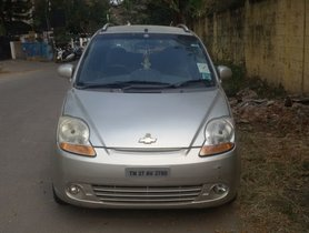Used Chevrolet Spark car 2007 for sale at low price