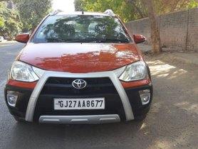 Used 2014 Toyota Etios Cross for sale