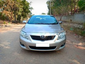 Used Toyota Corolla Altis car 2010 for sale at low price