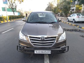 Toyota Innova 2.5 Z Diesel 7 Seater 2015 for sale