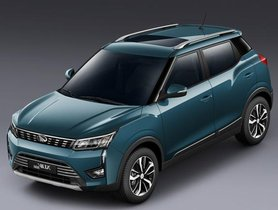 Mahindra XUV300 Gets 4000 Bookings Prior To Its February Launch