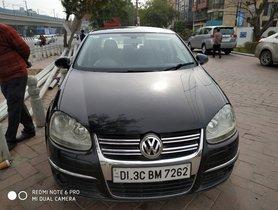 Volkswagen Jetta 1.9 Highline TDI 2010 for sale