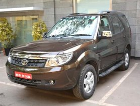 Sales Of Tata Safari Increases By 27% In Its Last Month Of Production