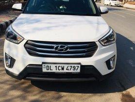 Used Hyundai Creta 1.6 VTVT SX Plus Dual Tone 2017 for sale