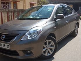Nissan Sunny 2011-2014 2012 for sale