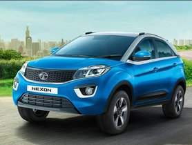 Tata Nexon Tops The Sales Charts Again In January 2019
