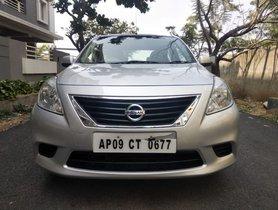 Nissan Sunny 2011-2014 Diesel XV 2013 for sale