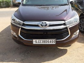 Toyota Innova Crysta 2016 for sale