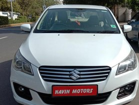 2016 Maruti Suzuki Ciaz for sale