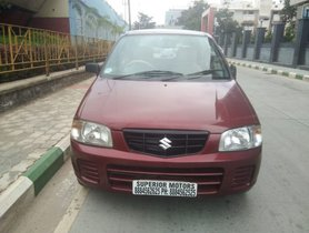 Used 2008 Maruti Suzuki Alto car at low price
