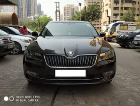 Skoda Superb Style 1.8 TSI AT 2016 for sale