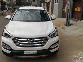 Hyundai Santa Fe 4x4 AT 2014 for sale