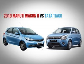 New Maruti Suzuki Wagon R Vs Tata Tiago – Detailed Comparison