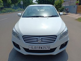 2017 Maruti Suzuki Ciaz for sale at low price