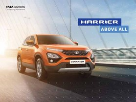 New Tata Harrier Commands 3-Months Waiting Period