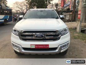 2018 Ford Endeavour for sale at low price