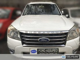 Used Ford Endeavour 3.0L 4X4 AT 2011 for sale