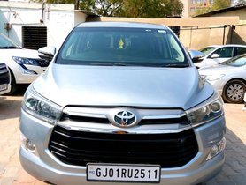 Toyota Innova Crysta 2.4 ZX MT 2016 for sale
