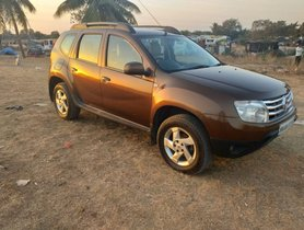 Renault Duster 85PS Diesel RxL Option 2013 for sale
