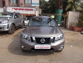 Nissan Terrano XL 2017 for sale
