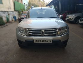 Used Renault Duster 85PS Diesel RxE 2015 for sale