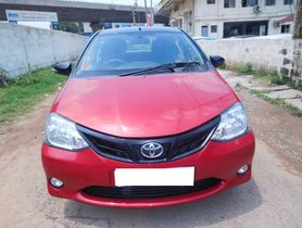 Used 2016 Toyota Etios Liva for sale
