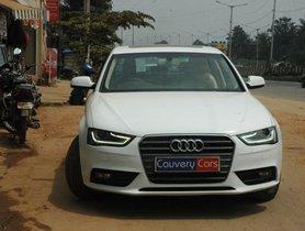 Audi A4 35 TDI Premium 2015 for sale