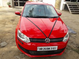Volkswagen Polo Petrol Trendline 1.2L 2011 for sale