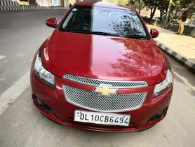 Used Chevrolet Cruze LTZ AT 2013 for sale