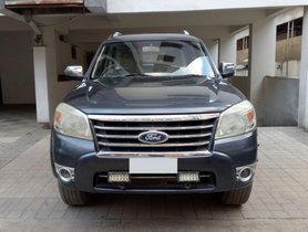Ford Endeavour 2.5L 4X2 2010 for sale