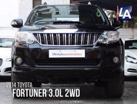 2019 Toyota Fortuner for sale at low price