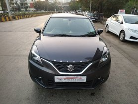 Used Maruti Suzuki Baleno car 2016 for sale at low price