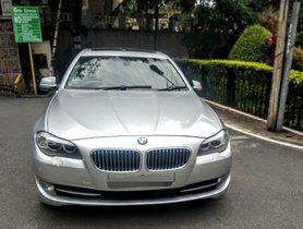 BMW 5 Series 525d Sedan 2010 for sale