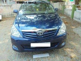Toyota Innova 2.5 G4 Diesel 7-seater 2010 for sale