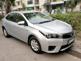 Used Toyota Corolla Altis 2015 car at low price