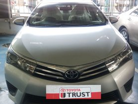 Used Toyota Corolla Altis D-4D GL 2015 for sale