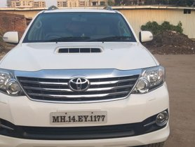 Used Toyota Fortuner 4x2 Manual 2015 for sale