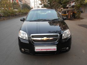 Used Chevrolet Aveo 2009 car at low price