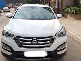 Used Hyundai Santa Fe 4WD AT 2015 for sale