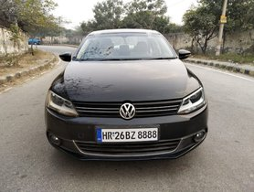 Used Volkswagen Jetta car 2013 for sale at low price