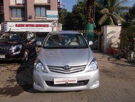 Toyota Innova 2.5 G (Diesel) 7 Seater BS IV for sale