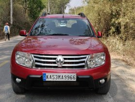 Used Renault Duster 85PS Diesel RxL Optional 2013 for sale